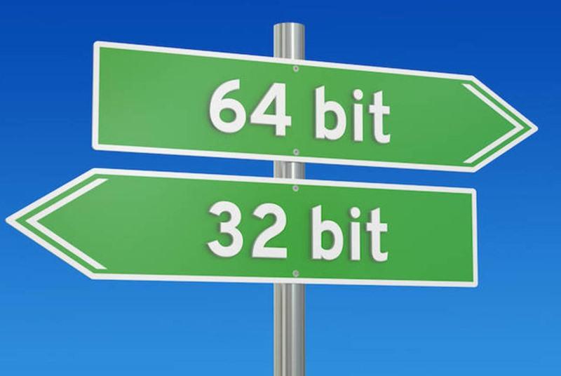 32 Bit vs 64 Bit OS